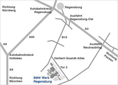 Bmw Tor 2 Regensburg