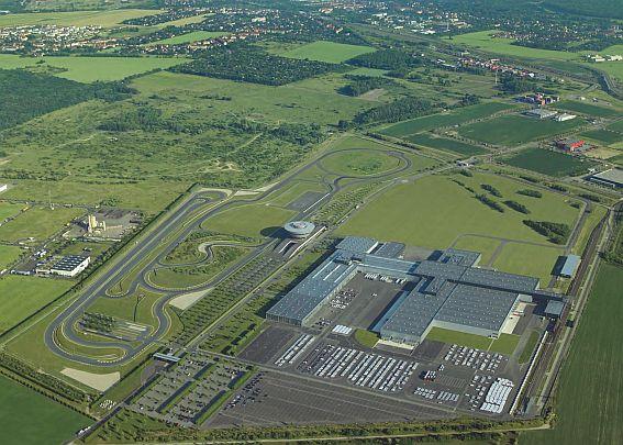 Porsche Werk Leipzig Produktionstage